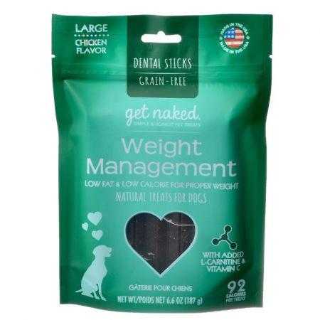 Get Naked Get Naked Weight Management Dental Sticks
