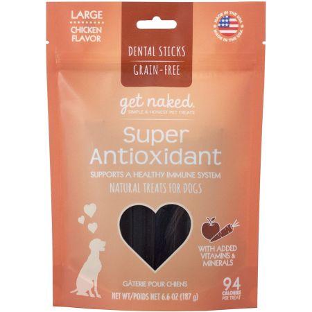 Get Naked Get Naked Super Antioxidant Dental Chews