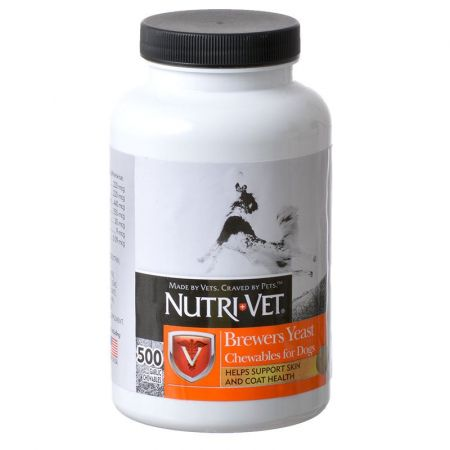 Nutri-Vet Brewers Yeast Flavored with Garlic