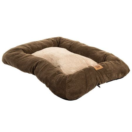 Precision Pet Mod Chic Bumper Bed - Coffee alternate view 3