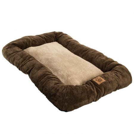 Precision Pet Mod Chic Bumper Bed - Coffee alternate view 4