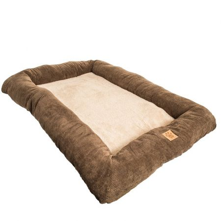 Precision Pet Mod Chic Bumper Bed - Coffee alternate view 5
