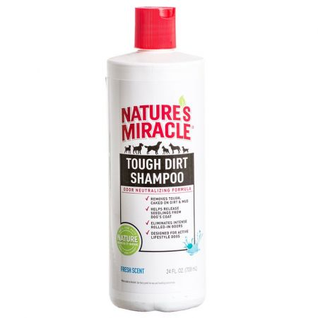 Natures Miracle Nature's Miracle Tough Dirt Shampoo - Odor Neutralizing