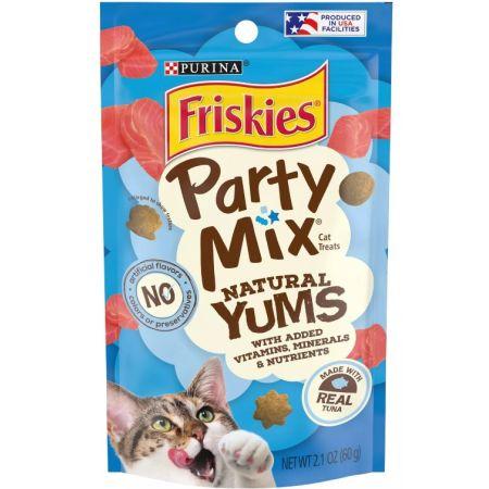 Friskies Friskies Natural Sensations Cat Treats - Salmon Flavor
