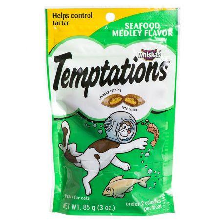 Whiskas Whiskas Temptations - Seafood Medley Flavor