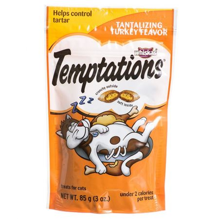 Whiskas Whiskas Temptations - Tantalizing Turkey Flavor