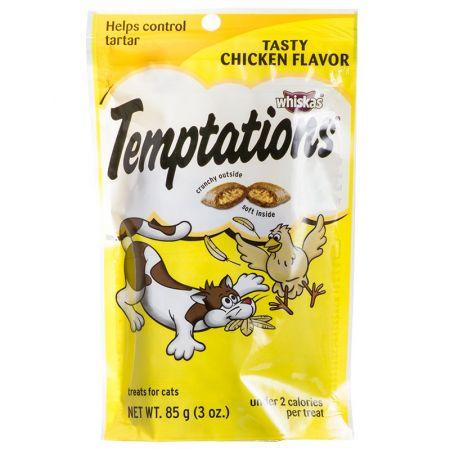 Whiskas Whiskas Temptations - Tasty Chicken Flavor
