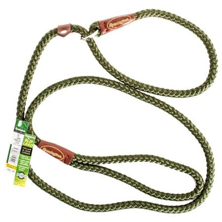 Remington Remington 6' Braided Rope Slip Lead - Green