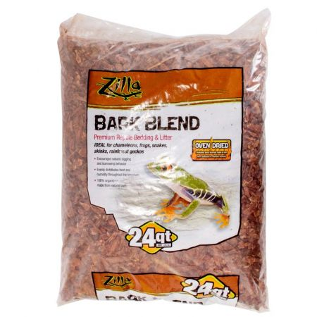 Zilla Zilla Bark Blend Premium Reptile Bedding & Litter