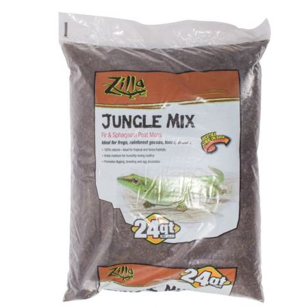 Zilla Zilla Jungle Mix - Fir & Sphagnum Peat Moss Mix