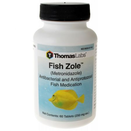 Thomas labs pet products for Thomas labs fish mox forte