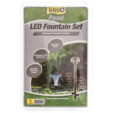 Tetra Pond LED Fountain Set alternate view 1