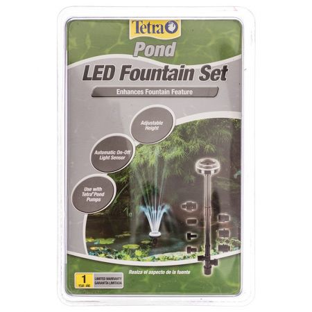 Tetra Pond Tetra Pond LED Fountain Set
