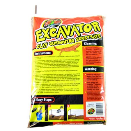 Zoo Med Excavator Clay Burrowing Reptile Substrate alternate view 2