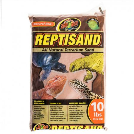 Zoo Med ReptiSand Substrate - Natural Red alternate view 2