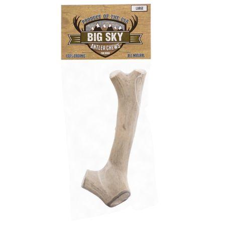 Scott Pet Big Sky Antler Chew for Dogs