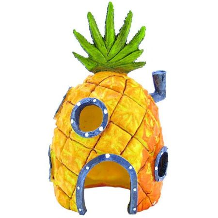 SpongeBob Spongebob Pineapple Home Aquarium Ornament