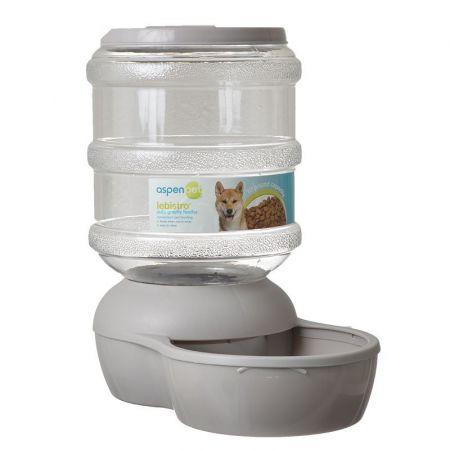 Petmate Petmate Le Bistro Gravity Pet Feeder - Gray