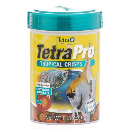 Tetra Tetra Pro Tropical Crisps with Biotin