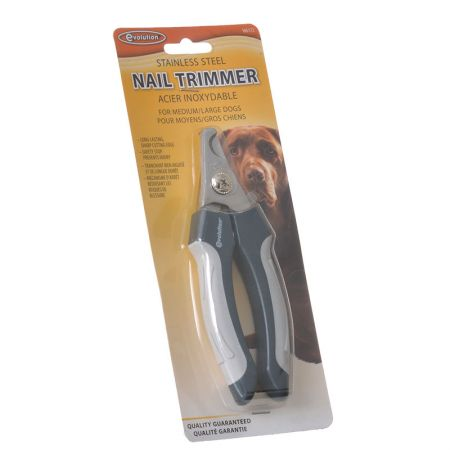 Coastal Pet Evolution Professional Stainless Steel Nail Trimmer