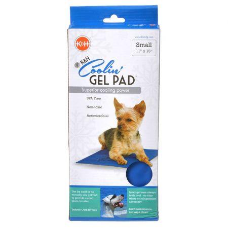 K Amp H Pet Products K Amp H Coolin Gel Pad Blue Beds Mat