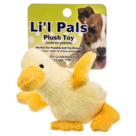 Li'l Pals Lil Pals Ultra Soft Plush Dog Toy - Duck