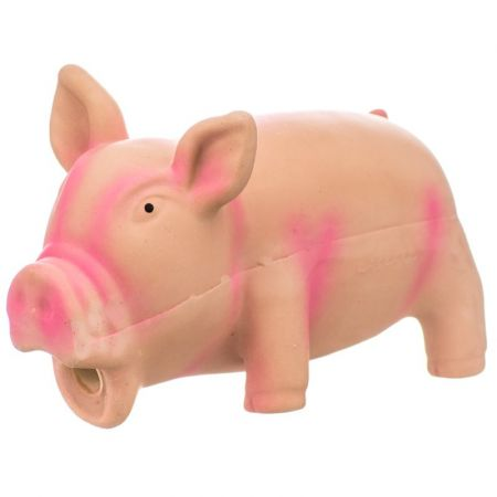 Coastal Pet Rascals Latex Grunting Pig Dog Toy - Pink