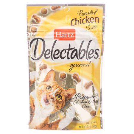 Hartz Hartz Delectables Gourmet Cat Treats - Roasted Chicken Flavor