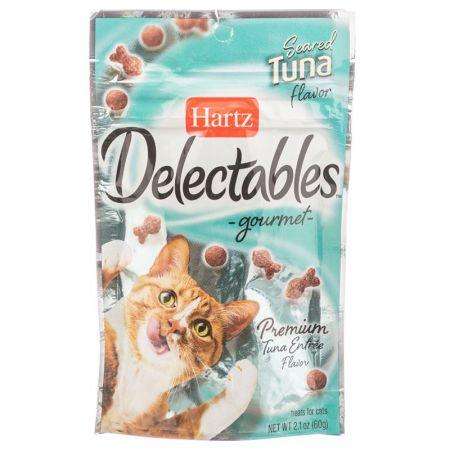 Hartz Hartz Delectables Gourmet Cat Treats - Seared Tuna Flavor