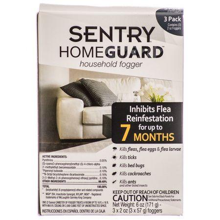 Sentry Sentry Homeguard Household Fogger Flea & Pest Control