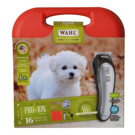 Wahl Pro Ion Lithium Rechargeable Animal Clipper Kit alternate view 1