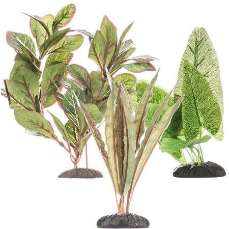 Marina Marina EcoScaper Silk Aquarium Plant Variety Pack