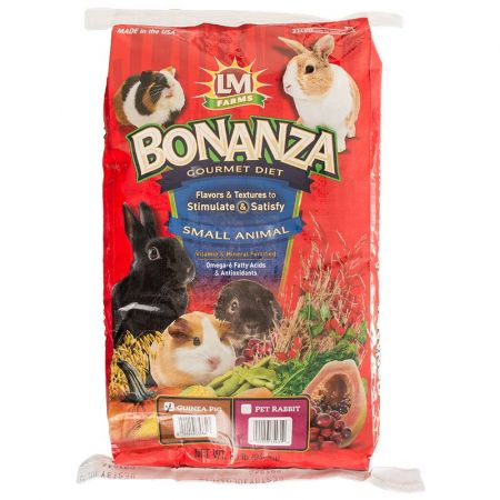 LM Animal Farms Bonanza Guinea Pig Gourmet Diet alternate view 2