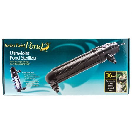 Coralife Coralife Turbo Twist UV Sterilizer for Ponds