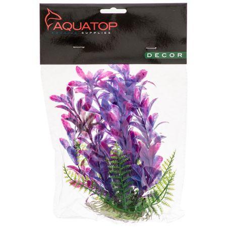 Aquatop Hygro Aquarium Plant - Pink & Purple