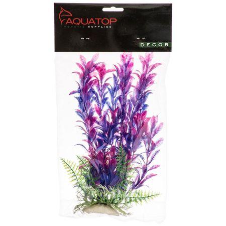 Aquatop Hygro Aquarium Plant - Pink & Purple alternate view 2
