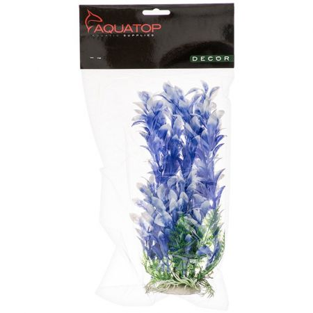 Aquatop Bacopa Aquarium Plant - Blue & White alternate view 2