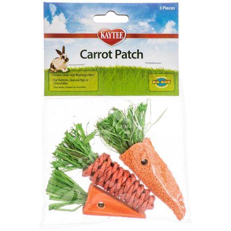 Kaytee Kaytee Carrot Patch Chew Toys