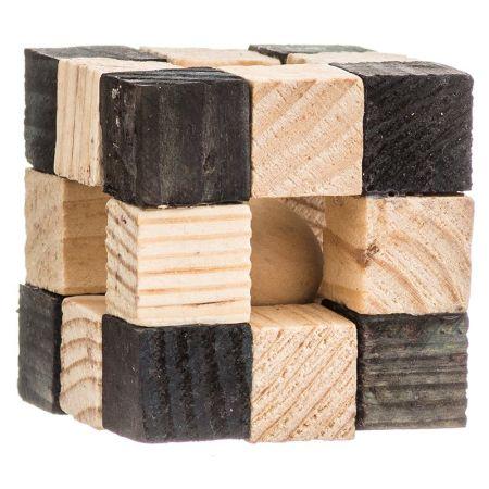 Kaytee Kaytee Natural Chew 'N Cube Toy