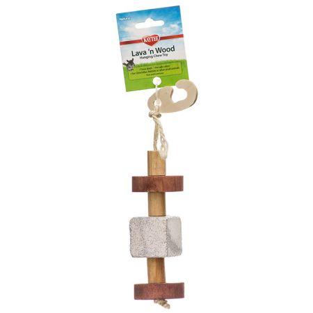 Kaytee Kaytee Lava 'N Wood Hanging Chew Toy