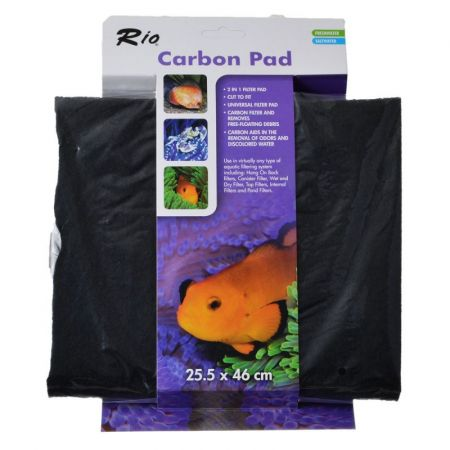 Rio Rio Carbon Pad - Universal Filter Pad