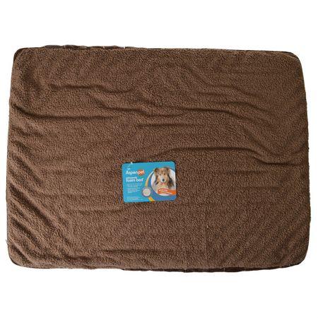 Aspen Pet Aspen Pet Double Orthopedic Plush Bed for Dogs