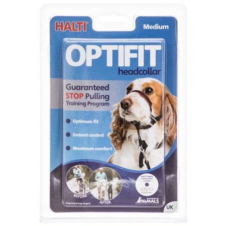 Halti Optifit Deluxe Headcollar for Dogs alternate view 2