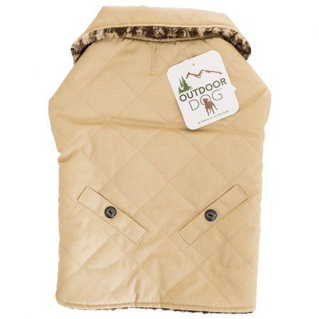 Fashion Pet Outdoor Dog Reversible Barn Dog Coat