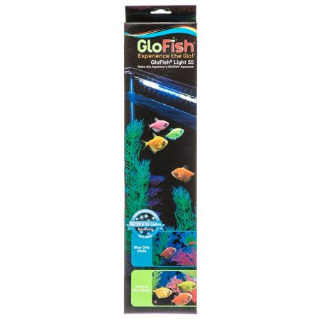 GloFish GloFish White/Blue LED Aquarium Light