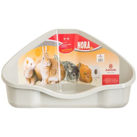Marchioro Products Marchorio Nora 3 Corner Litter Pan