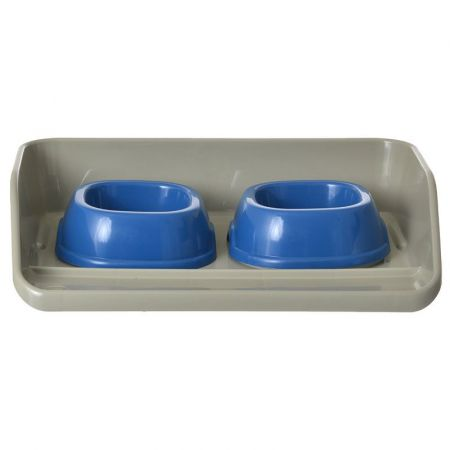 Marchioro Products Marchioro Kiosk Feeding Tray with Bowls