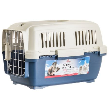 Marchioro Products Marchioro Clipper Cayman Dog Kennel - Blue