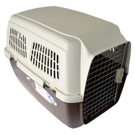 Marchioro Products Marchioro Clipper Cayman Dog Kennel - Beige