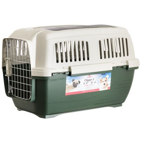 Marchioro Products Marchioro Clipper Aran Dog Kennel - Green